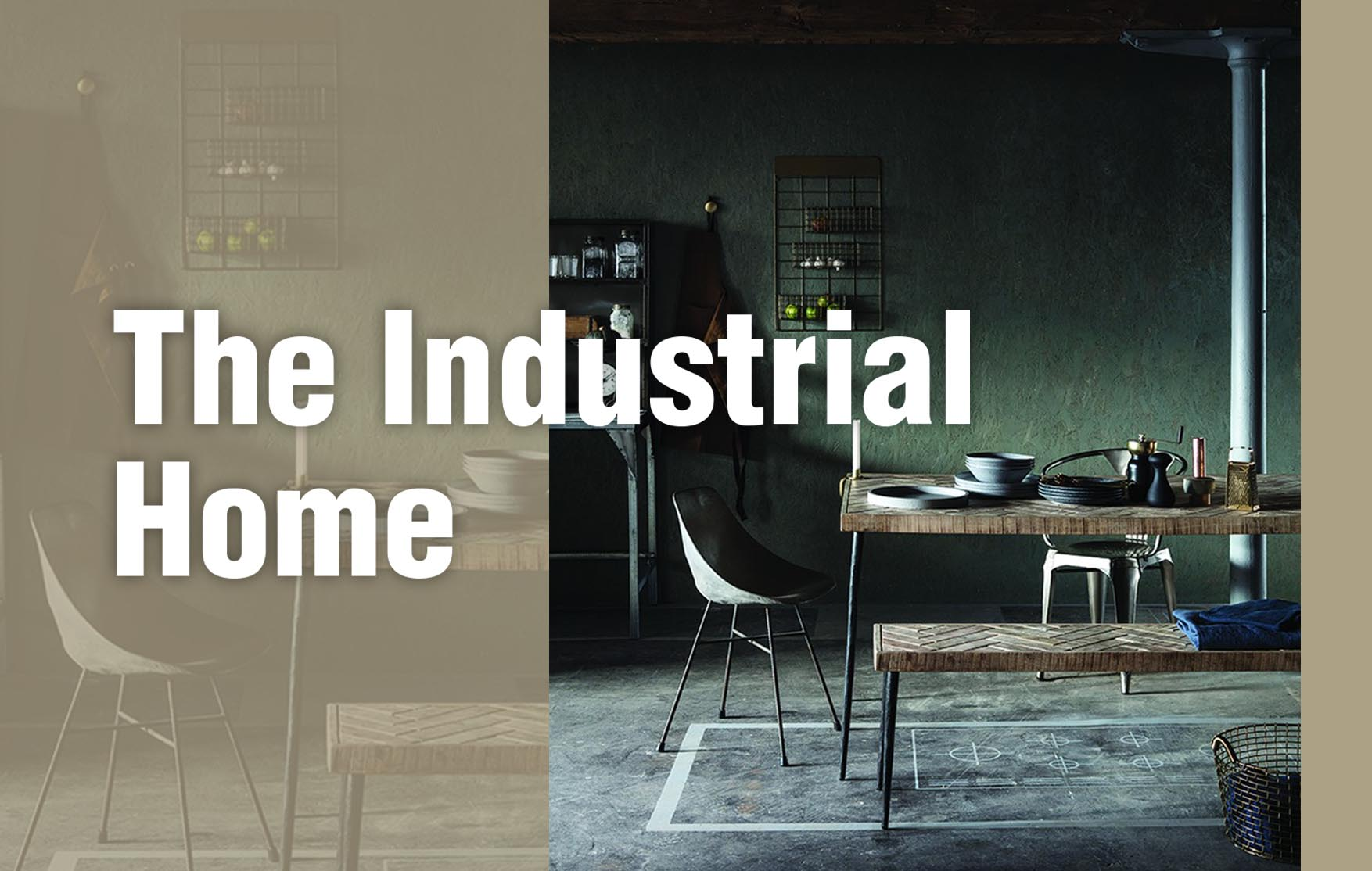 Industrial Home-front